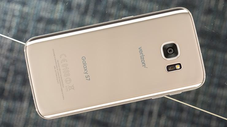 شاشة هاتف Samsung Galaxy S7