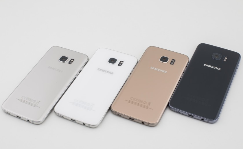 الوان هاتف Samsung Galaxy S7