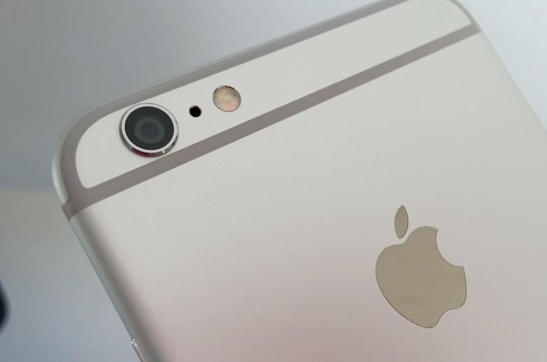 كاميرا هاتف iPhone 6S Plus