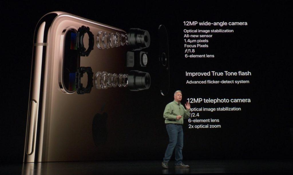 كاميراiPhonexs max و مواصفات ايفونxsmax