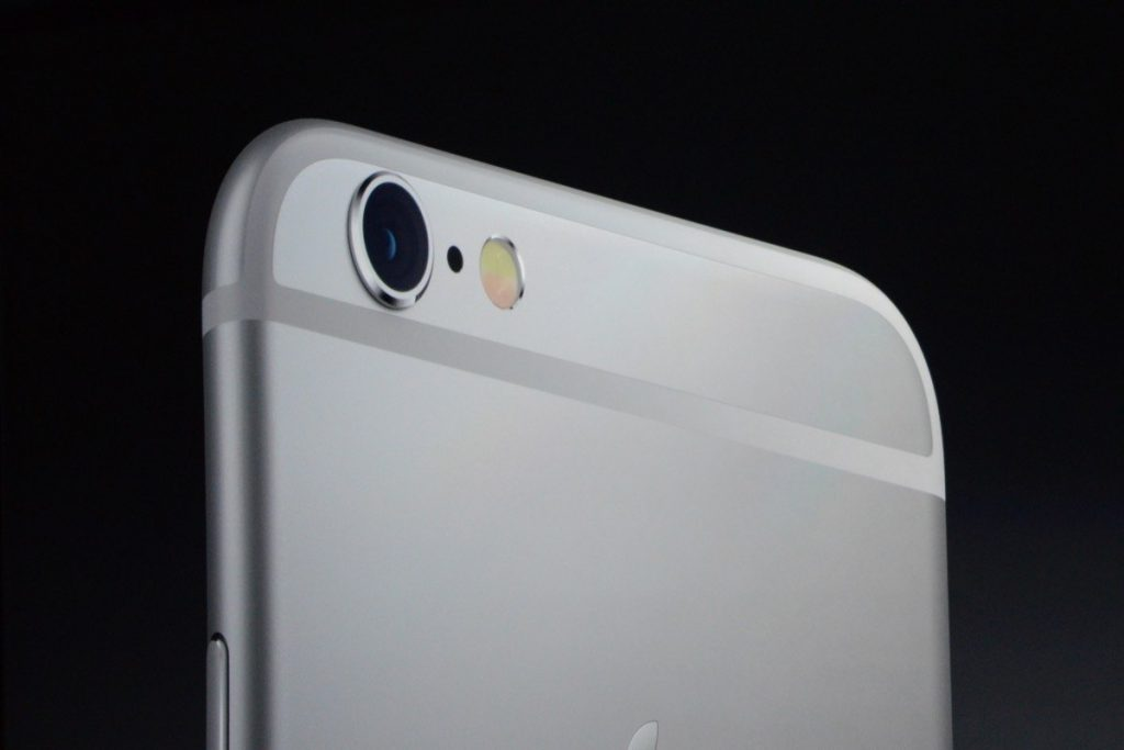 كاميرا iPhone 6S و مواصفات ايفون 6s