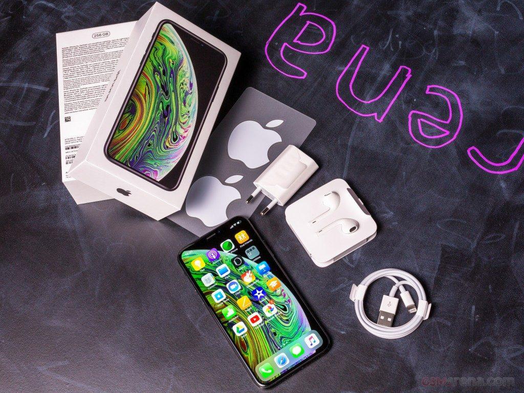 محتويات علبة iphonexs