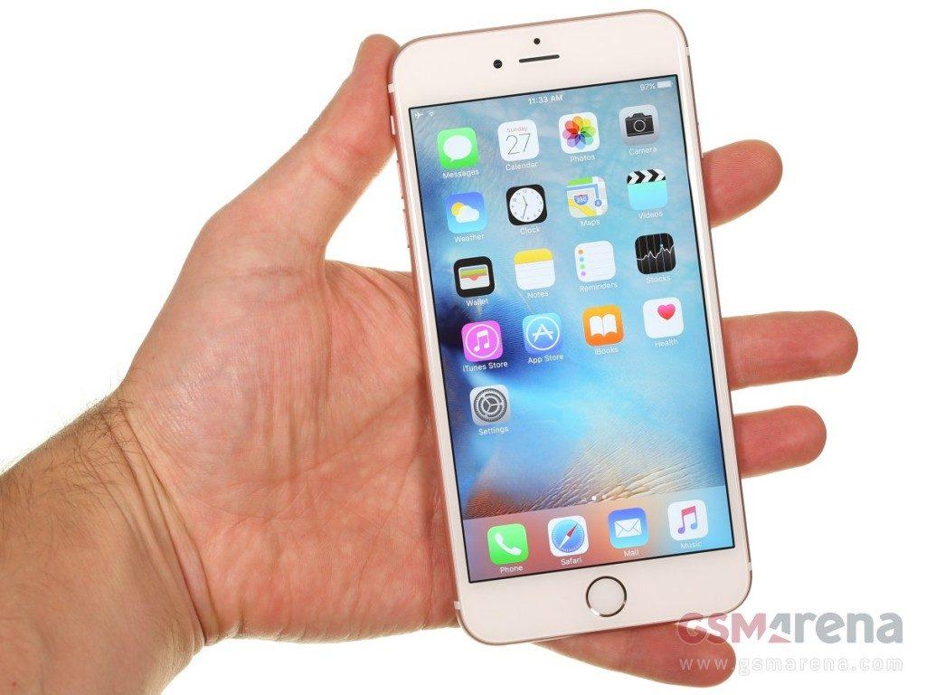 مميزات ايفون 6 اس بلس و سعر ايفون 6 اس بلس