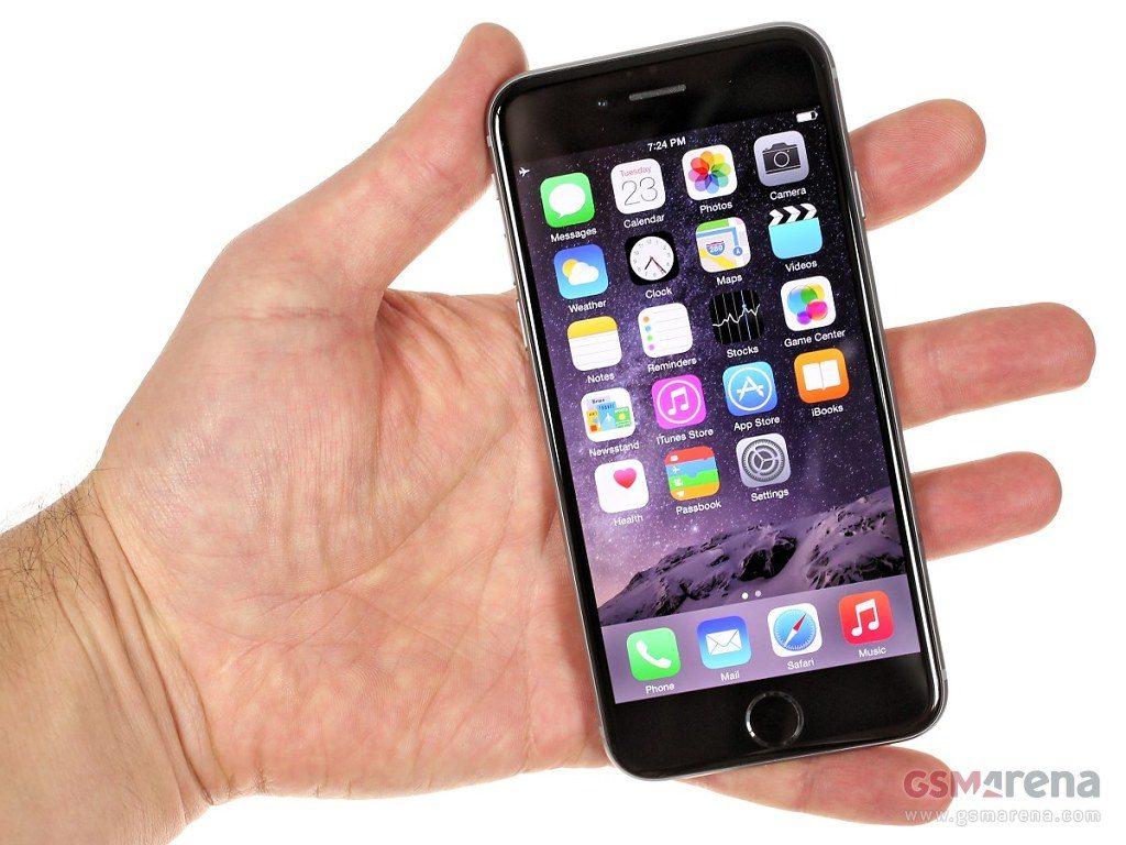 مواصفات ايفون 6 و شاشة هاتف ايفون 6