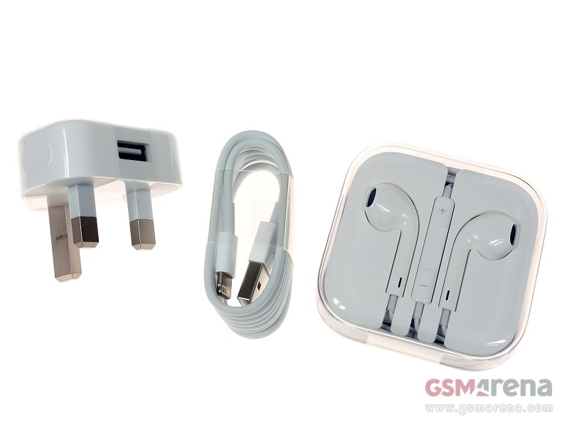 محتويات علبة ايفون 5 اس و ايفون 5 للبيع