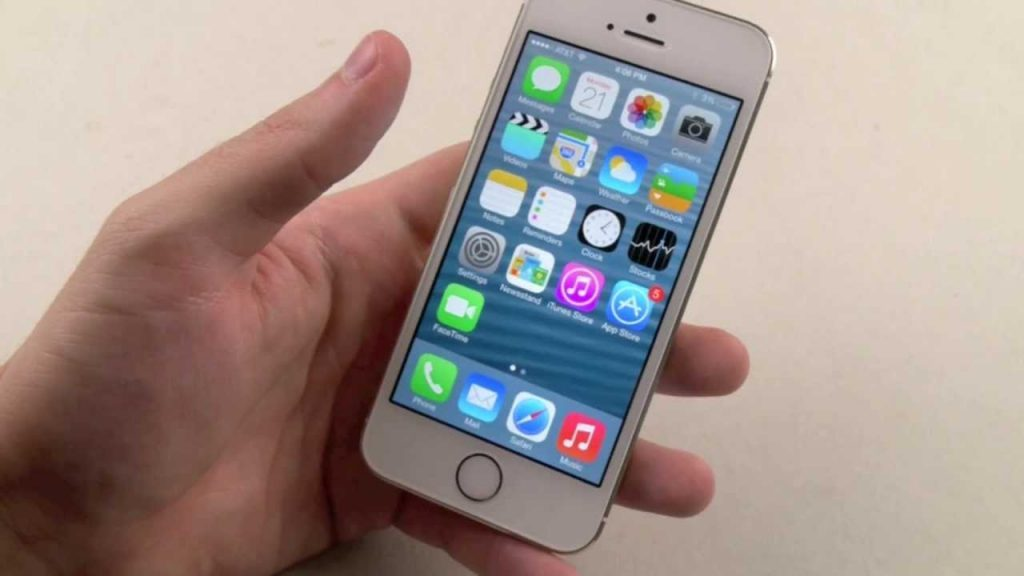 مواصفات ايفون 5 اس بالتفصيل و شاشة هاتف ايفون 5 اس