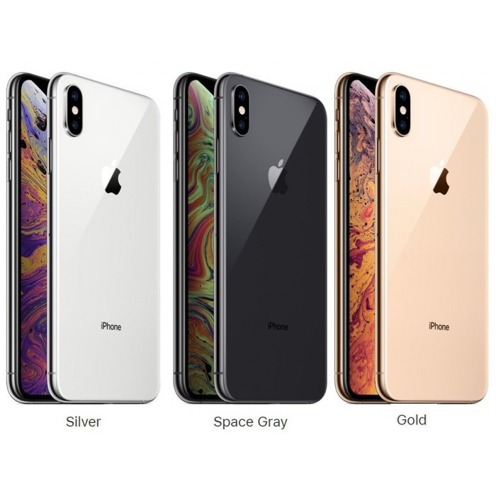 الوان iPhone XS Max و سعر ايفون XS Max 64