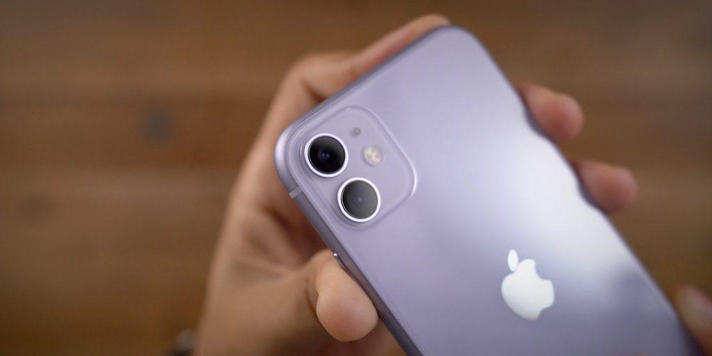 كاميرا iPhone 11 و مواصفات ايفون 11