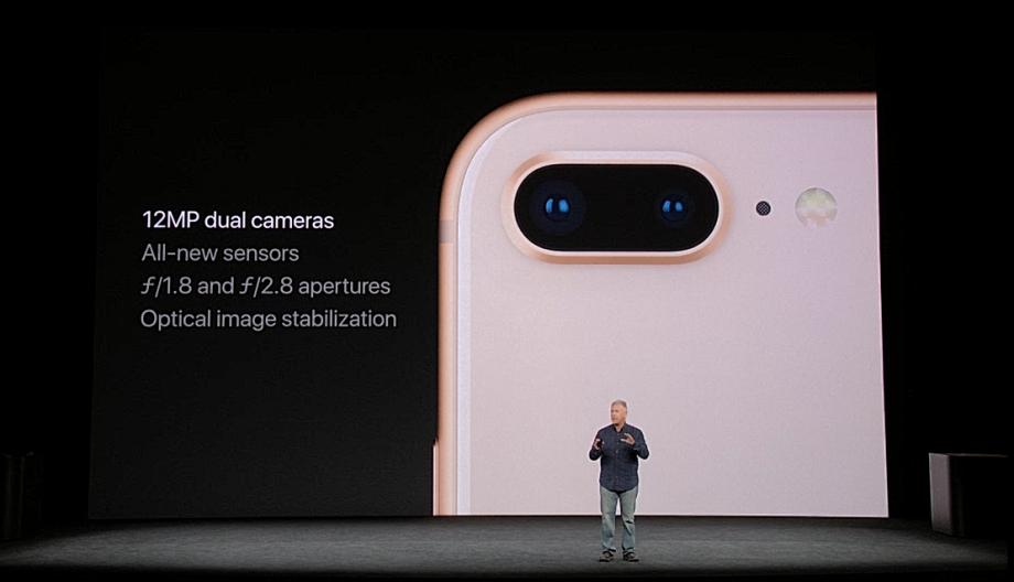 كاميرا iPhone 8 plus و سعر ومواصفات ايفون 8 بلس