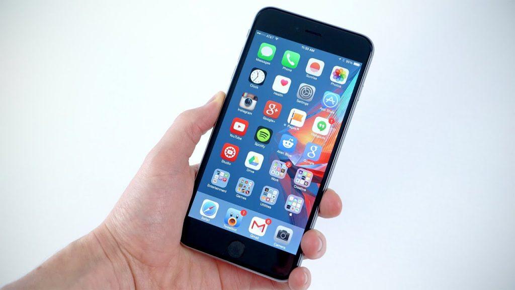 مواصفات ايفون 6 بلس و شاشة هاتف ايفون 6 بلس
