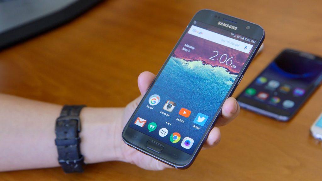 مميزات هاتف Samsung Galaxy S7