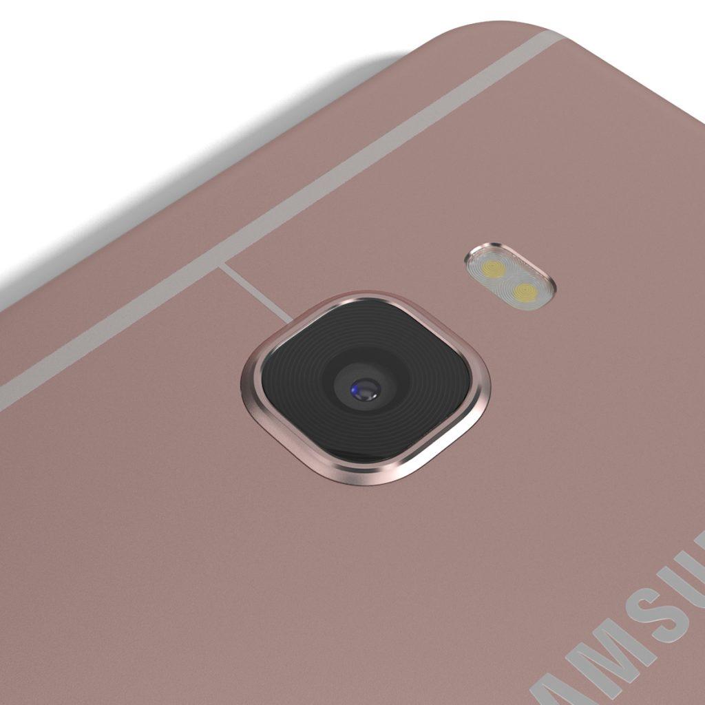 عيوب هاتف Samsung Galaxy C7