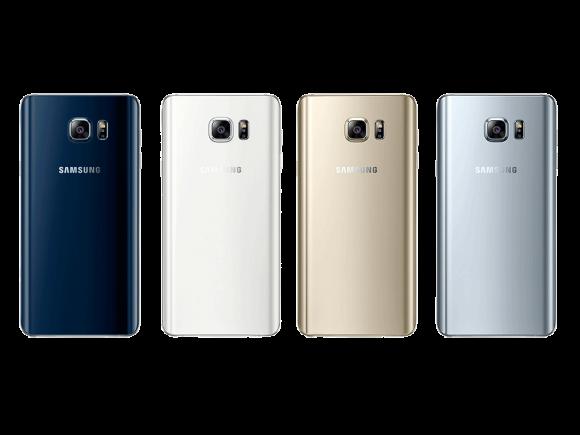 الوان هاتف Samsung Galaxy Note 5