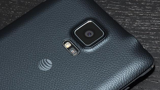 كاميرا هاتف Samsung Galaxy Note 4