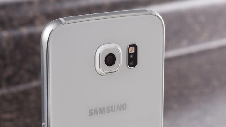 كاميرا هاتف Samsung Galaxy S6