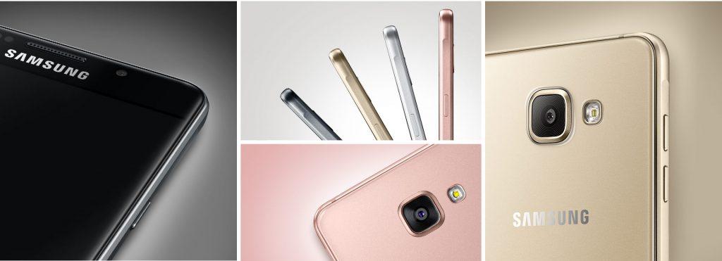 الوان هاتف Samsung Galaxy A7 2016