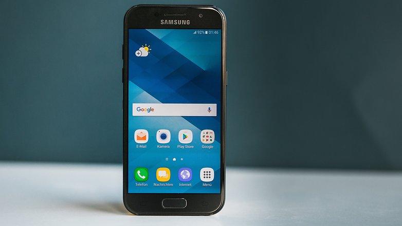 مواصفات هاتف Samsung Galaxy A3 2017