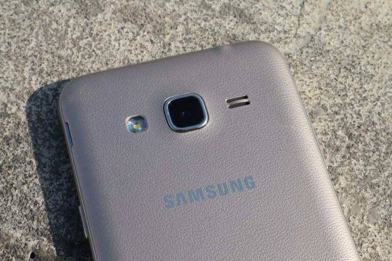 كاميرا هاتف Samsung Galaxy J3 Pro