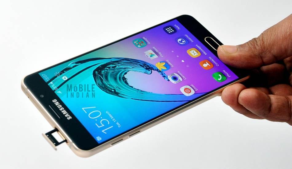عيوب هاتف Samsung Galaxy A7 2016