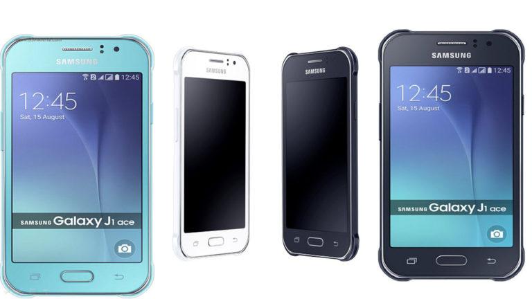 الوان هاتف Samsung Galaxy J1 Ace