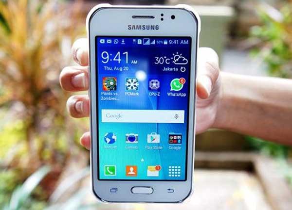 مميزات هاتف Samsung Galaxy J1 Ace
