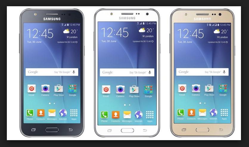 الوان هاتف Samsung J5 2016