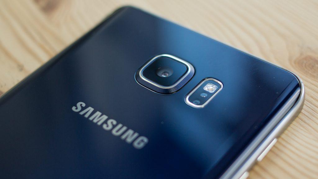 كاميرا هاتف Samsung Galaxy Note 5