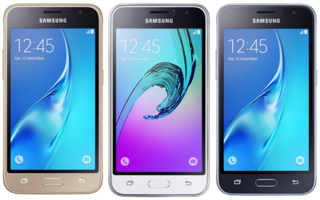 الوان هاتف 2016 Samsung Galaxy J1