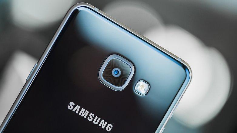 كاميرا هاتف Samsung Galaxy A3 2016