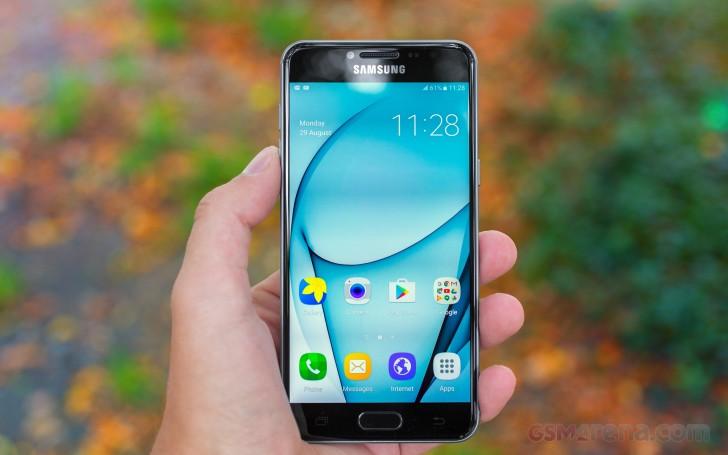 شاشة Samsung Galaxy C5