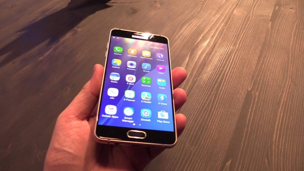 مميزات هاتف Samsung Galaxy A5 2016