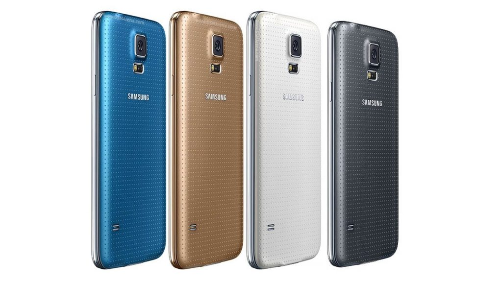 الوان هاتف Samsung Galaxy S5