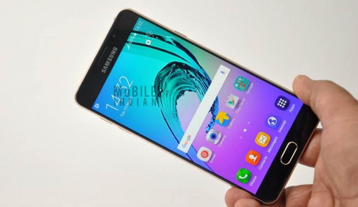 مميزات هاتف Samsung Galaxy A7 2016