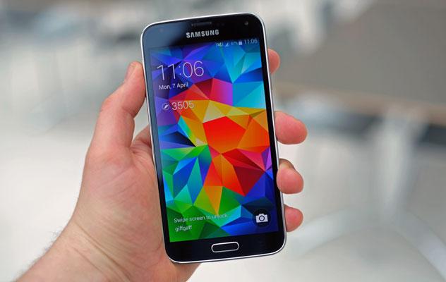 مواصفات هاتف Samsung Galaxy S5