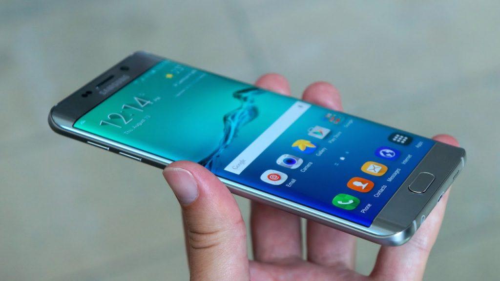 مميزات هاتف Samsung S6 Edge