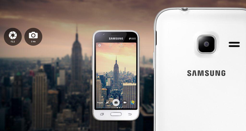 مواصفات هاتف Samsung Galaxy J1 Mini Prime