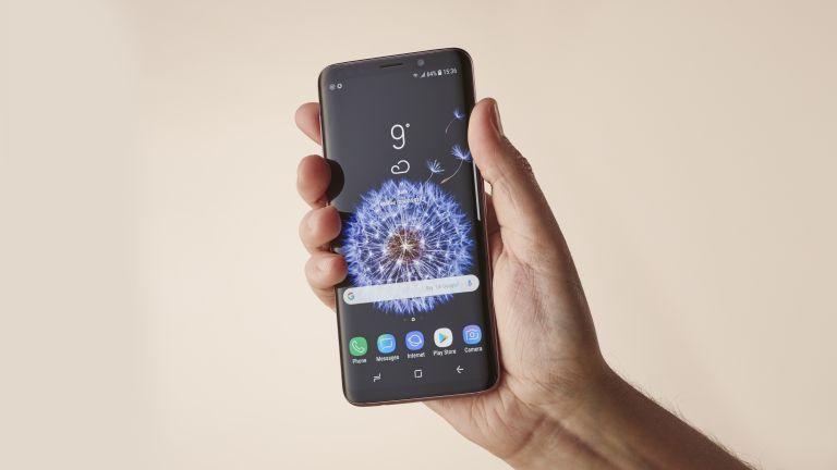 عيوب هاتف Samsung Galaxy s9