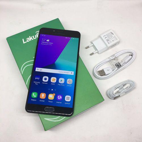 محتويات علبة هاتف Samsung Galaxy C9 Pro