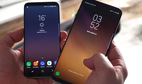 مواصفات هاتف Samsung Galaxy S8 Plus