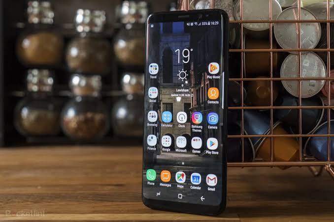مواصفات هاتف Samsung Galaxy S8