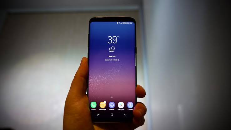 مميزات هاتف Samsung Galaxy S8