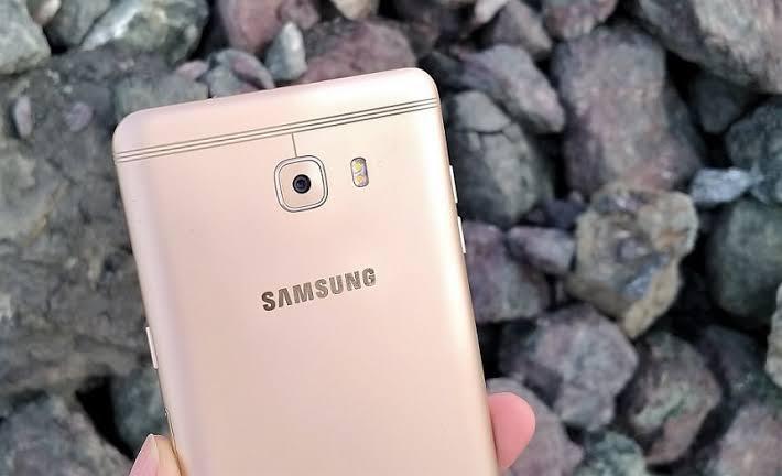 كاميرا هاتف Samsung Galaxy C9 Pro