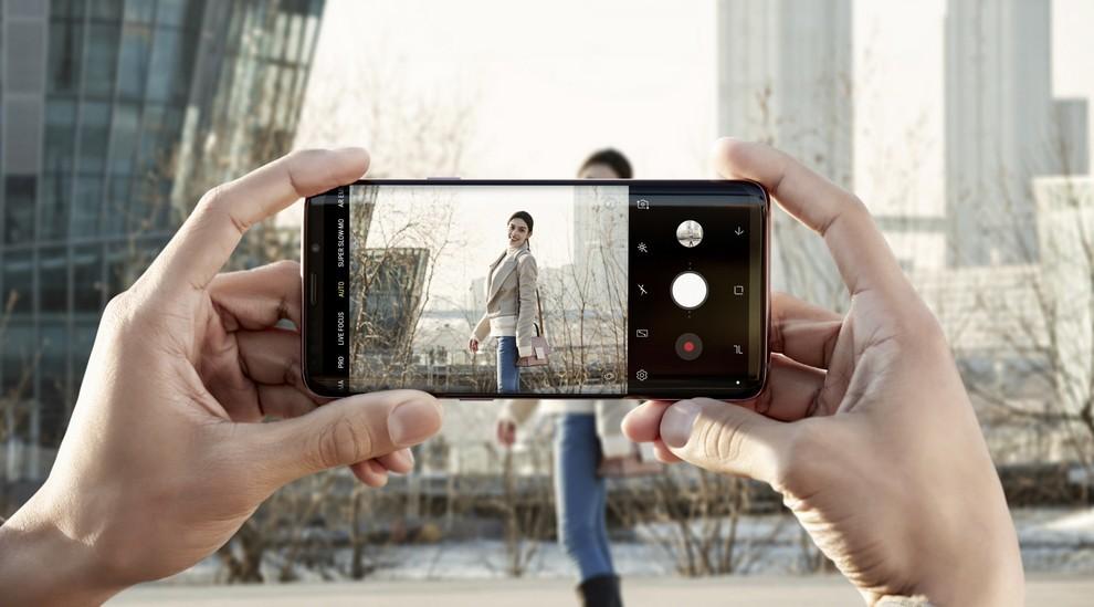 مميزات هاتف Samsung Galaxy S9 Plus