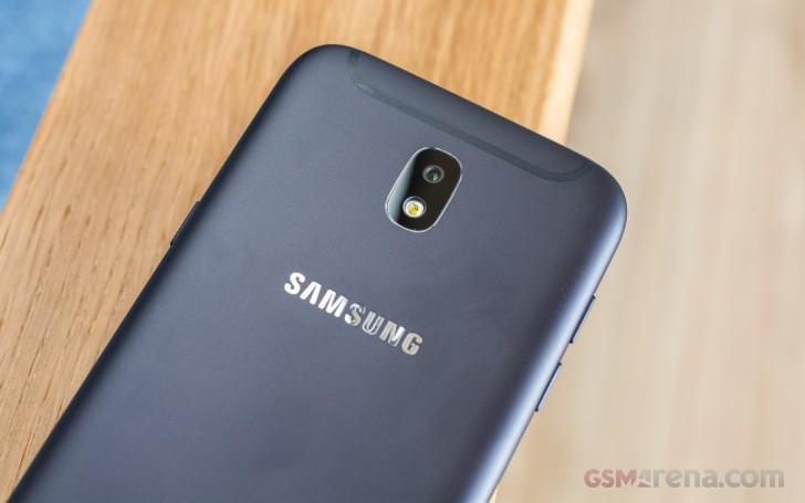 كاميرا هاتف Samsung Galaxy J5 Pro 2017