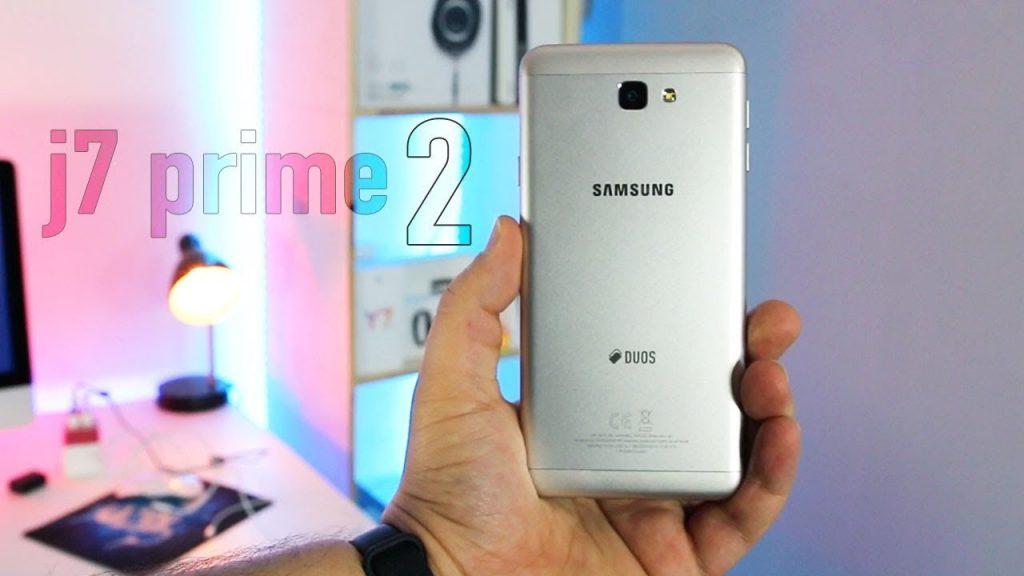 مميزات هاتف Samsung Galaxy J7 prime 2