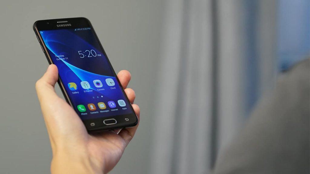 شاشة هاتف Samsung Galaxy J7 prime 2