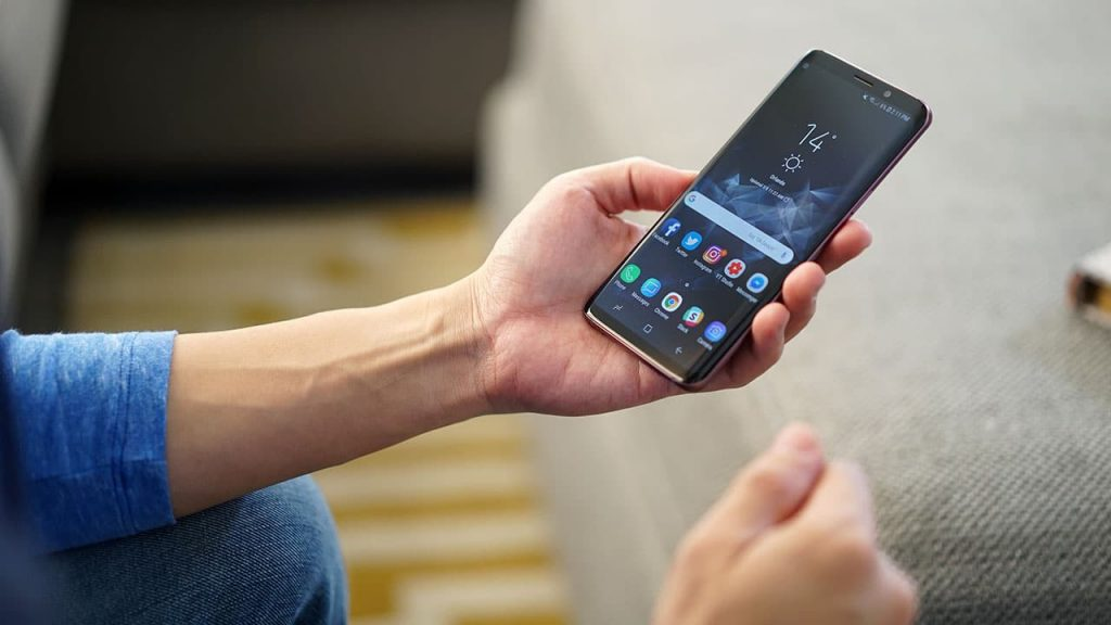 مميزات هاتف Samsung Galaxy S9