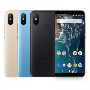 الوان Xiaomi Mi A2