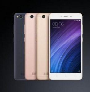 الوان Xiaomi Redmi 4A