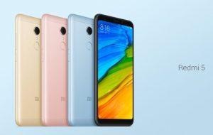 الوان Xiaomi Redmi 5